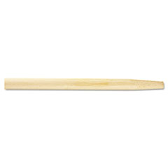 BWK 124 Boardwalk Tapered End Hardwood Broom Handle BWK124