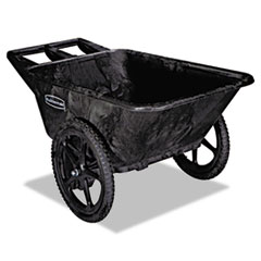 RCP 5642BLA Rubbermaid Commercial Big Wheel Agriculture Cart RCP5642BLA
