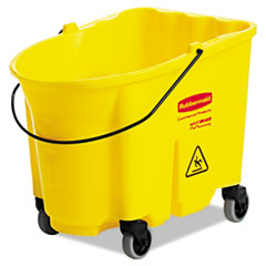 RCP 7470YEL Rubbermaid  Commercial WaveBrake  Bucket RCP7470YEL