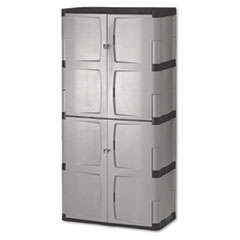 RUB 7083 Rubbermaid Double-Door Storage Cabinet RUB7083