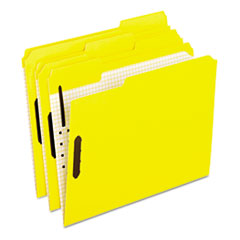 PFX 21309 Pendaflex Colored Folders With Embossed Fasteners PFX21309