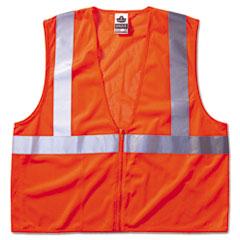 EGO 21045 ergodyne GloWear 8210Z Class 2 Economy Safety Vest EGO21045