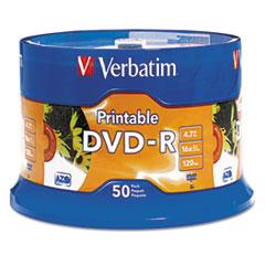 VER 95137 Verbatim DVD-R Recordable Disc VER95137