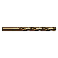 IRW 63124 IRWIN Cobalt High-Speed Steel Drill Bit 63124 IRW63124