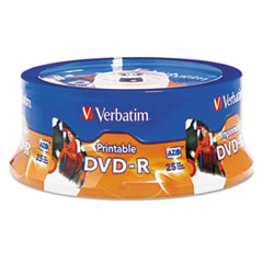 VER 96191 Verbatim DVD-R Recordable Disc VER96191