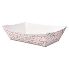 BWK 30LAG200 Boardwalk Paper Food Baskets BWK30LAG200