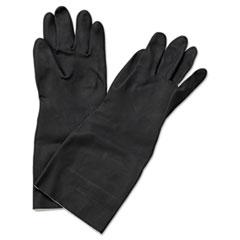 BWK 543L Boardwalk Neoprene Flock-Lined Gloves BWK543L