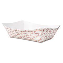 BWK 30LAG300 Boardwalk Paper Food Baskets BWK30LAG300
