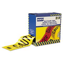 NSP CT3YE1 North Safety  Barricade Tape NSPCT3YE1