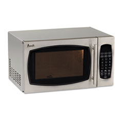 AVA MT09V3S Avanti 0.9 Cubic Foot Capacity Stainless Steel Microwave Oven AVAMT09V3S