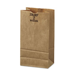 BAG GX2500 General Grocery Paper Bags BAGGX2500