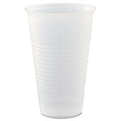 DCC Y16T Dart Conex Galaxy Polystyrene Plastic Cold Cups DCCY16T