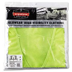 EGO 21057 ergodyne GloWear 8210Z Class 2 Economy Safety Vest EGO21057