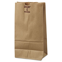 BAG GX6500 General Grocery Paper Bags BAGGX6500