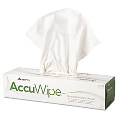 GPC 2977803 Georgia Pacific Professional AccuWipe Technical Cleaning Wipes GPC2977803