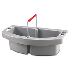 RCP 2649GRA Rubbermaid Commercial Maid Caddy RCP2649GRA