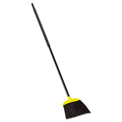 RCP 638906BLAEA Rubbermaid Commercial Jumbo Smooth Sweep Angled Broom RCP638906BLAEA