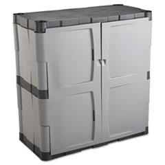 RUB 7085 Rubbermaid Double-Door Storage Cabinet RUB7085