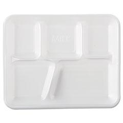 GNP 10500 Genpak Foam School Trays GNP10500