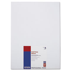EPS S042300 Epson Cold Press Natural Fine Art Paper EPSS042300