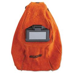 HUN 14531 Jackson Safety* 860P Leather Welding Helmet HUN14531