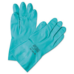ANS 371857 AnsellPro Sol-Vex Sandpatch-Grip Nitrile Gloves ANS371857