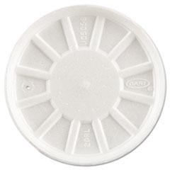 DCC 20RL Dart Vented Foam Lids DCC20RL