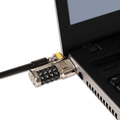 KMW 64697 Kensington ClickSafe Combination Laptop Lock KMW64697