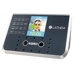 LTH FR650KIT Lathem Time Face Recognition Time Clock System LTHFR650KIT