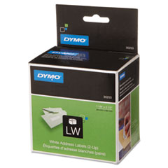 DYM 30253 DYMO Labels for LabelWriter Label Printers DYM30253