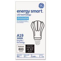 GEL 65386 GE Soft White A-Line LED Light Bulb GEL65386