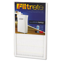MMM FAPF024 Filtrete Room Air Purifier Replacement Filter MMMFAPF024