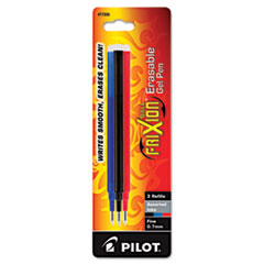 PIL 77335 Pilot Refill for Pilot FriXion Erasable, FriXion Ball, FriXion Clicker and FriXion LX Gel Ink Pens PIL77335