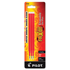 PIL 77332 Pilot Refill for Pilot FriXion Erasable, FriXion Ball, FriXion Clicker and FriXion LX Gel Ink Pens PIL77332