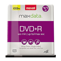 MAX 639016 Maxell DVD+R High-Speed Recordable Disc MAX639016