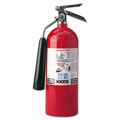 KID 466180 Kidde ProLine 5 CO2 Fire Extinguisher KID466180