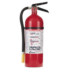 KID 46611201 Kidde ProLine Multi-Purpose Dry Chemical Fire Extinguisher - ABC Type 466112-01 KID46611201
