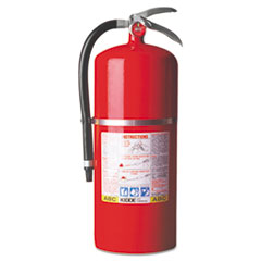 KID 468003 Kidde ProPlus 20 MP Dry-Chemical Fire Extinguisher KID468003