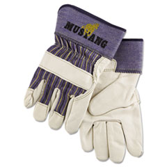 MPG 1935XL MCR Safety Mustang Leather Palm Gloves MPG1935XL