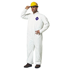DUP TY120SM DuPont Tyvek Coveralls DUPTY120SM
