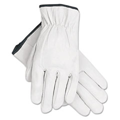 MPG 3601XL MCR Safety Grain Goatskin Driver Gloves MPG3601XL