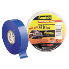 MMM 10836 3M Scotch 35 Vinyl Electrical Color Coding Tape MMM10836