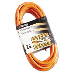 WOO 528 CCI Outdoor Round Vinyl Extension Cord 528 WOO528