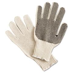 MPG 9650LM MCR Safety PVC Dot String Knit Gloves 9650LM MPG9650LM