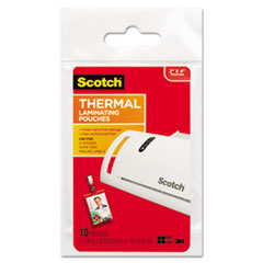 MMM TP585210 Scotch Laminating Pouches MMMTP585210