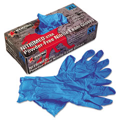 MPG 6012XL MCR Safety Nitri-Med Disposable Nitrile Gloves MPG6012XL