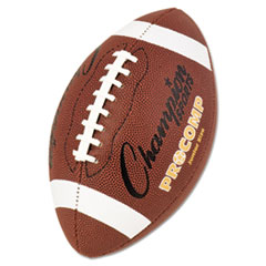 CSI CF300 Champion Sports Pro Composite Football CSICF300