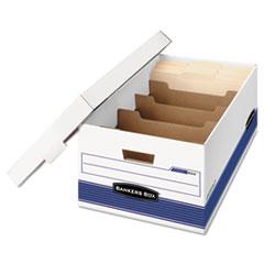 FEL 0083201 Bankers Box STOR/FILE Medium-Duty Storage Boxes FEL0083201