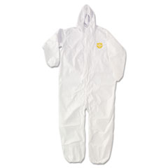 DUP NG127SNP3X DuPont ProShield NexGen Elastic-Cuff Hooded Coveralls DUPNG127SNP3X