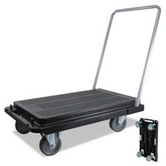DEF CRT530004 deflecto Heavy-Duty Platform Cart DEFCRT530004